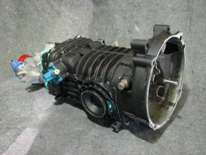 VW Vanagon Syncro 5 speed manual (85-92) 094