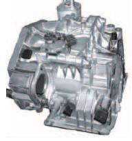 Audi 6 speed automatic 03-07 (09G)
