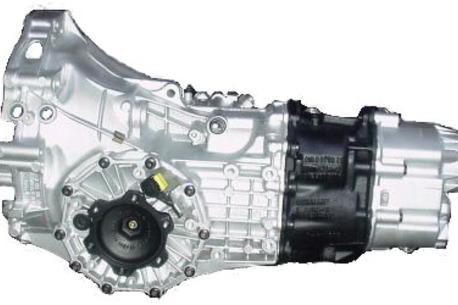 Audi 5000 transmission